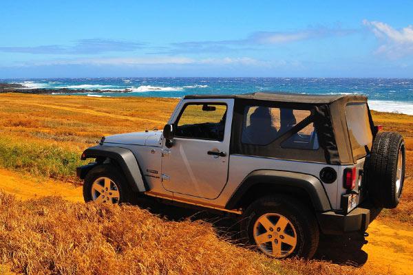 Big Island Jeep Rental